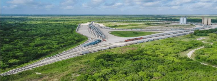 Rail, frac sand provider expanding in Marcellus shale