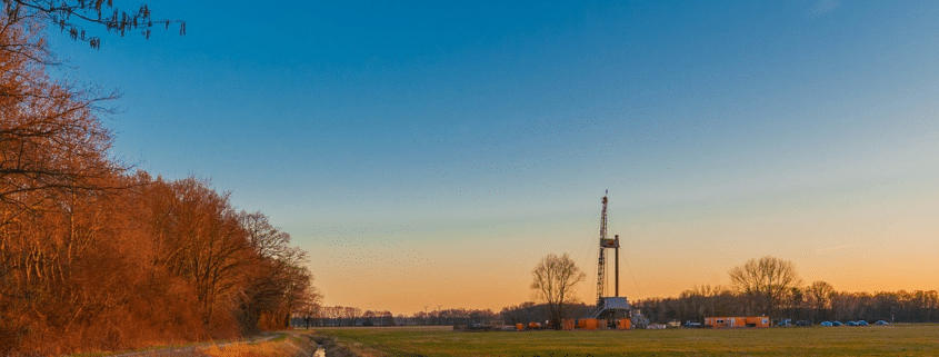 oil well lifespan