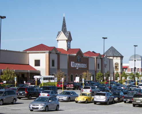 1031 exchange shopping center