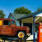 1031 exchange gas stations