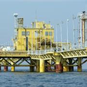 oil price rise - rig